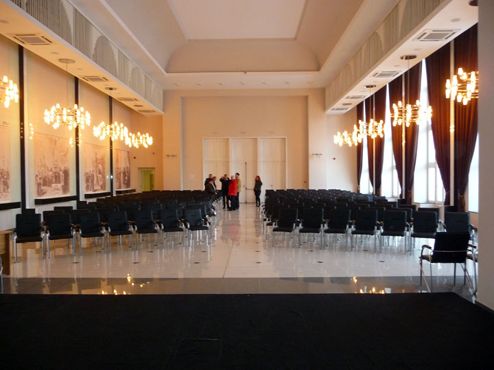 Ruse – Dohodno building – 2nd hall